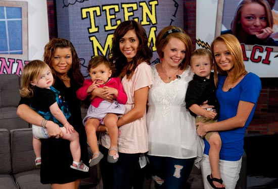 In The Life Teen Mom 66