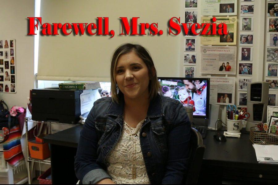 Farewell Video for Mrs. Svezia