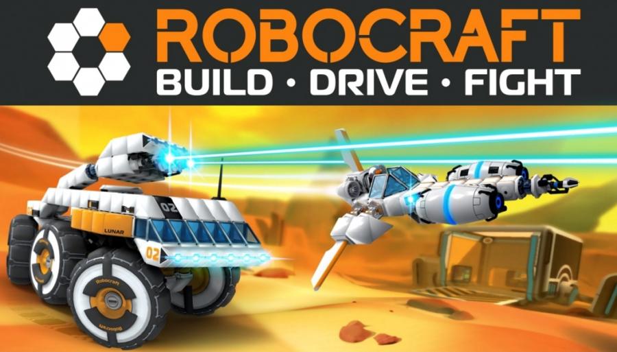 Granite High World : Robocraft Game Review