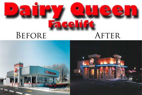 Dairy Queen Facelift