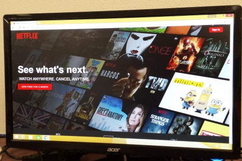Netflix and Chill: The Most Essential Part of Every Teenager's Relationship