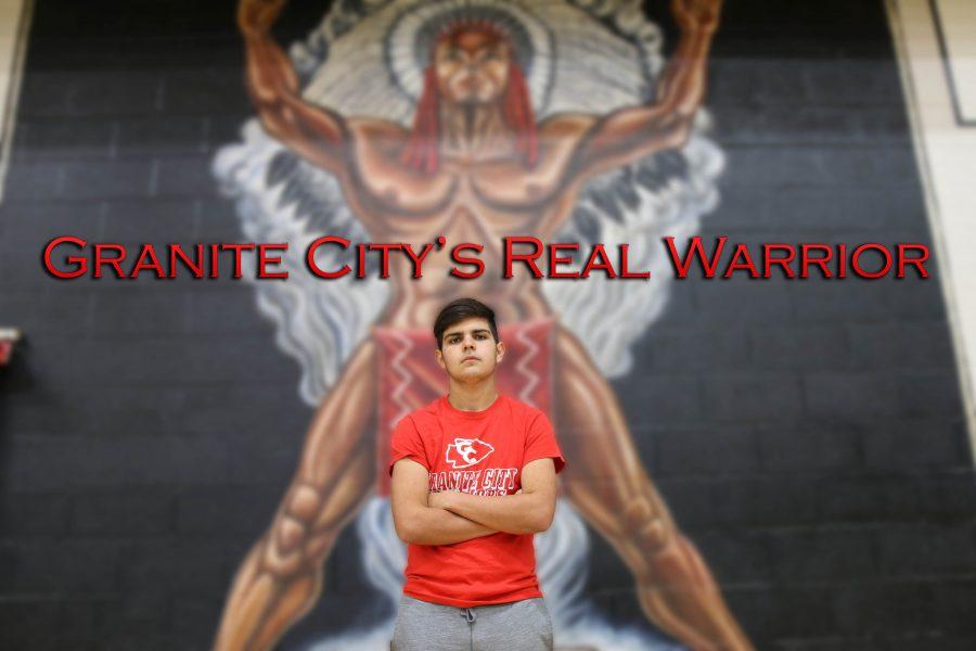 Granite City's Real Warrior