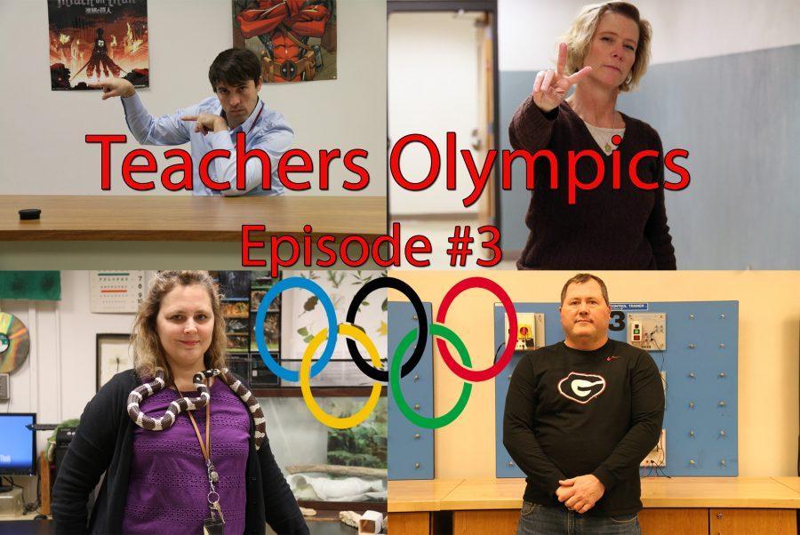 Teacher Olympics #3