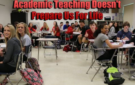 Academic Teaching Doesn't Prepare Us for Life