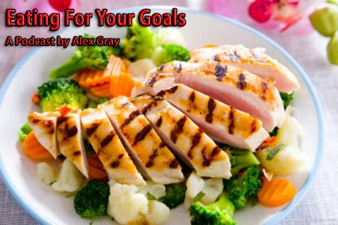 Eating For Your Goals – Podcast