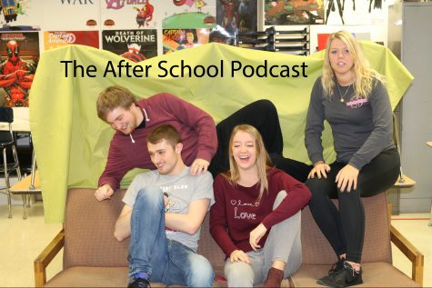 The After School Podcast Ep. 4