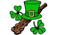 Hip Hip Hooray for St. Patrick's Day