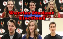 Student Council Presidential Candidates