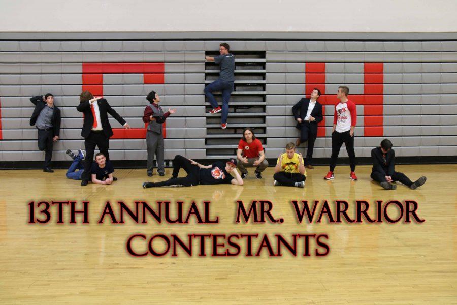 Mr. Warrior