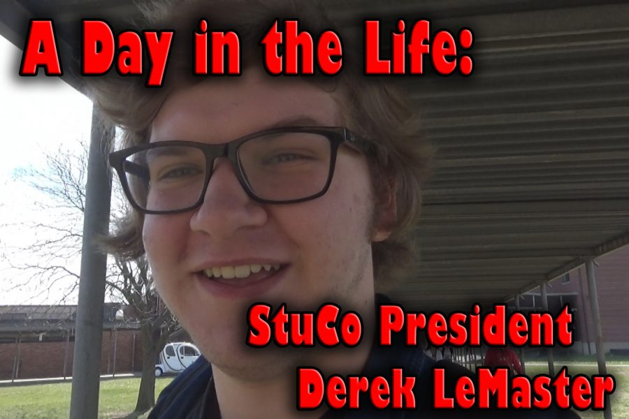 A Day in the Life: StuCo President Derek LeMaster