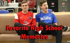 Favorite High School Memories – GCHS Seniors 2017