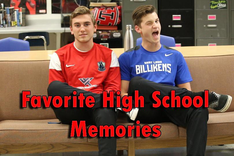 Favorite High School Memories – GCHS Seniors 2017
