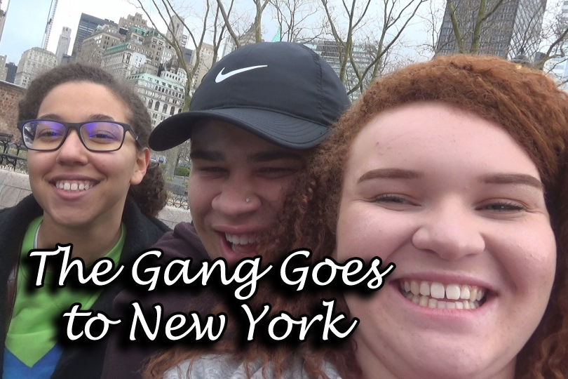 The Gang Goes to New York