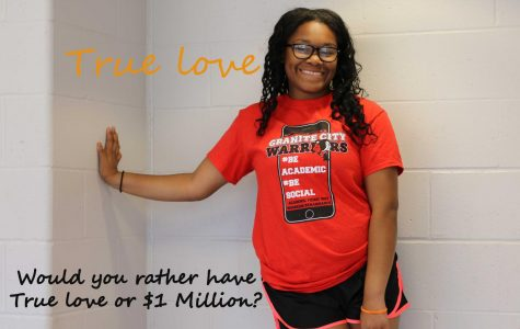 Would you rather have True Love or $1 Million?