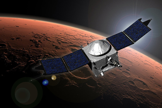 NASA's Maven Success