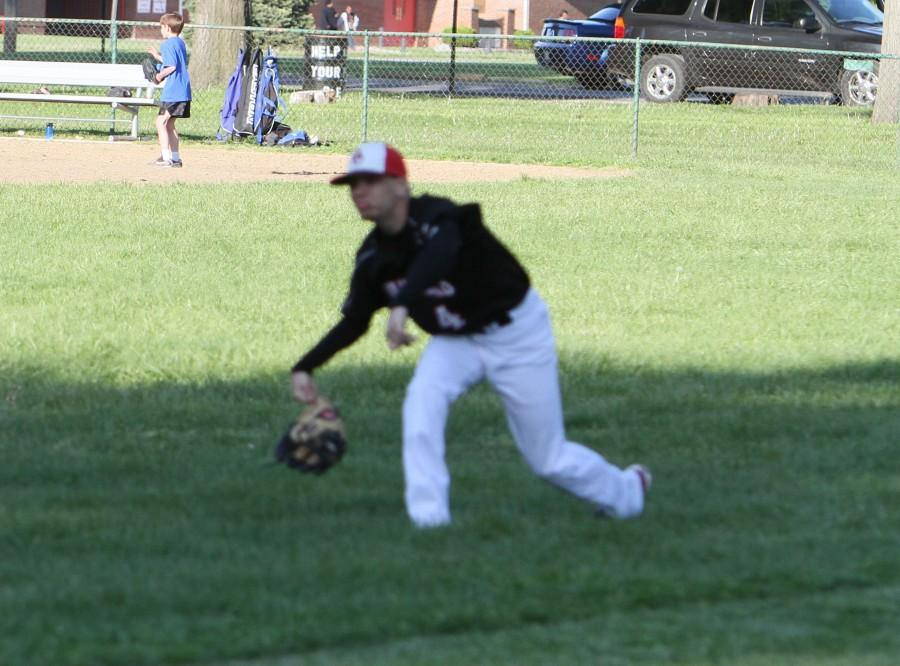 Nathan Briggs: the Man, the Myth, the Pitcher
