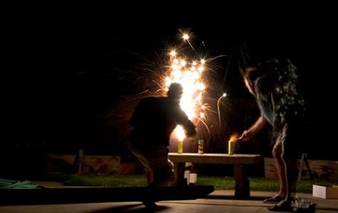 Fireworks Injure GCHS Student