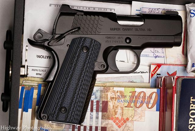 Teachers with Guns: Do They Make the Grade?