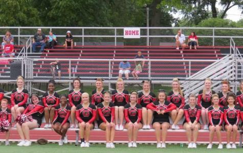 Not Your Average Cheerleader