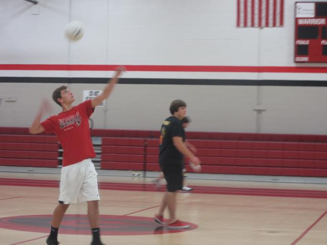Physical Education 2nd Hour