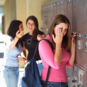 Stop Being Scared: A Story about Bullying