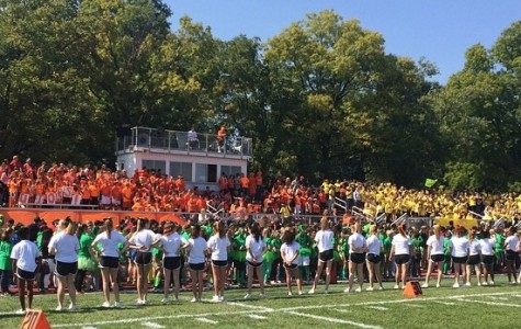 Welcome Back Rally Goes On