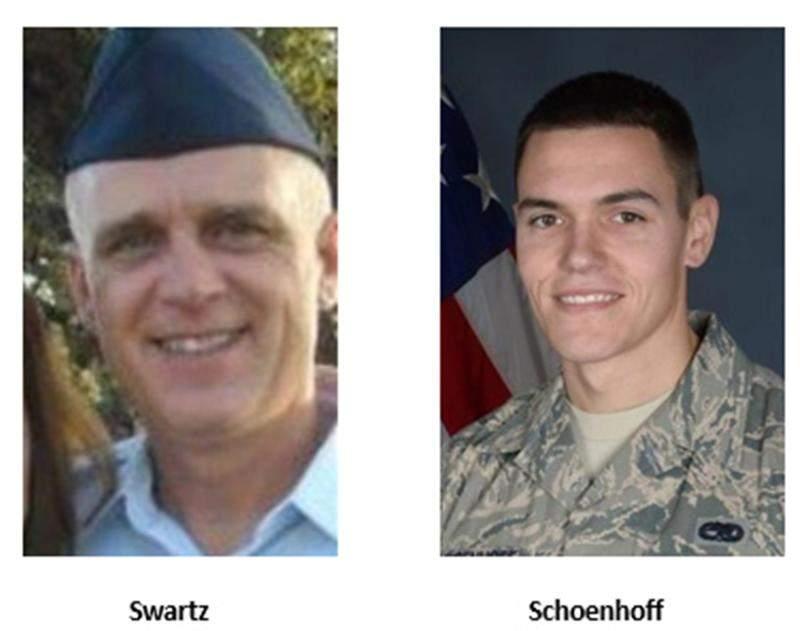 U.S Airmen Lost