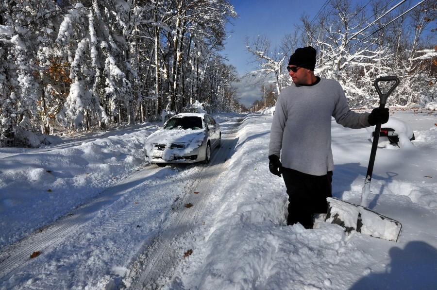 Arctic Chill Still Spreading