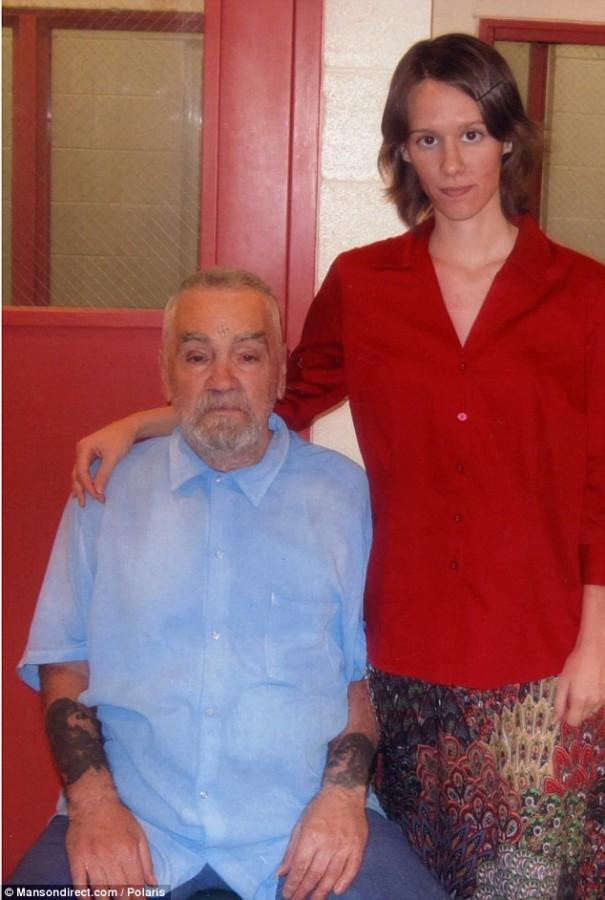 St.Louis Woman Marries Manson