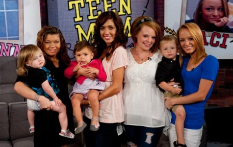Teen Mom: The Captured Life of Teen Pregnancy