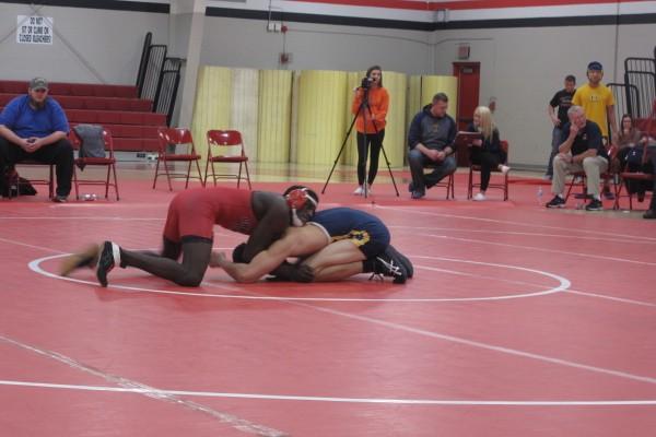 O'Fallon @ Granite Wrestling