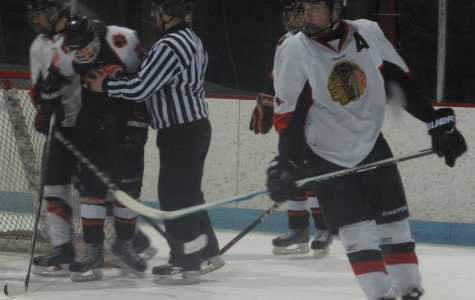 GC vs. Edwardsville – Varsity Hockey