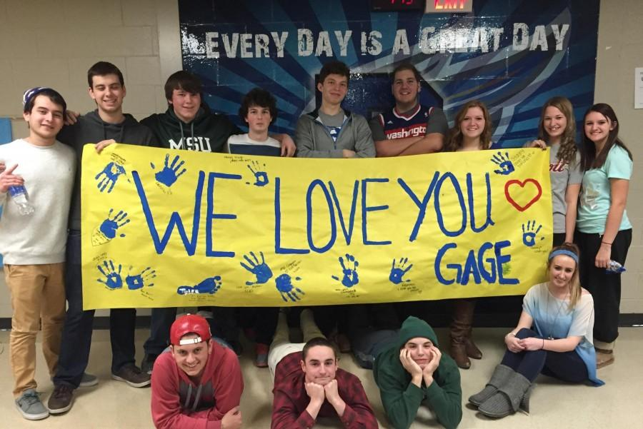 Teens Rally for Cancer-Fighting Classmate