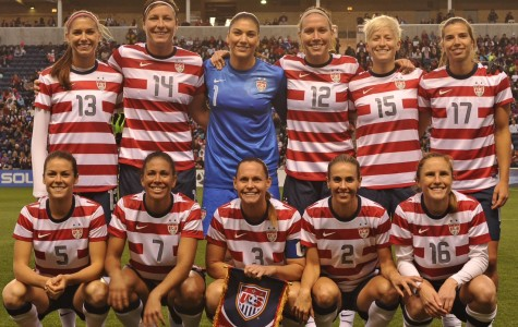 Different Scores: The Fight for Equality in Women's Soccer