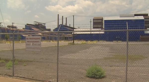 Coke Plant Shut Down