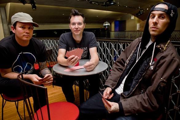 Tom Delonge Splits with Blink-182