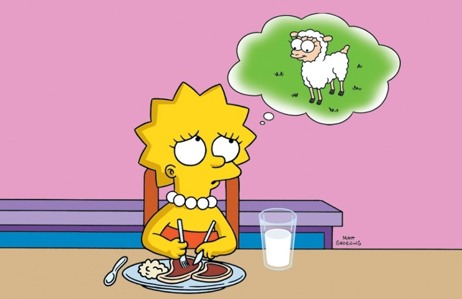 Why Be a Vegetarian?
