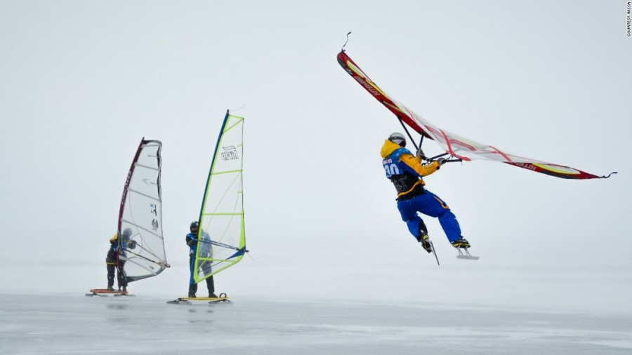 The Frozen Olympics