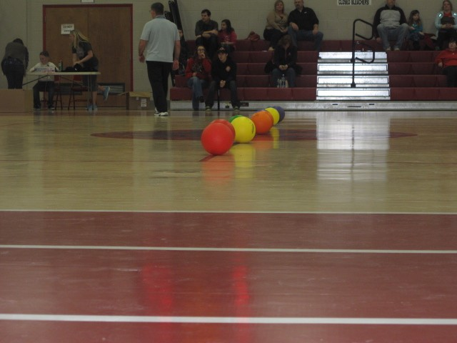 Foreign Language Dodgeball Tournament