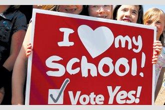Tax Referendum: Vote Yes!