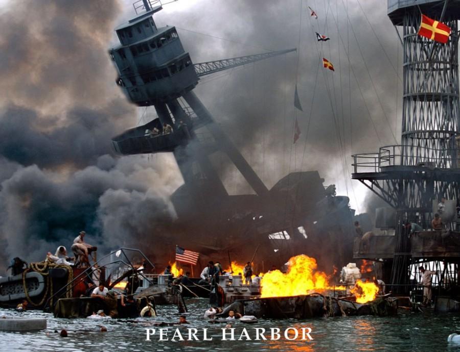 Pearl Harbor Plans