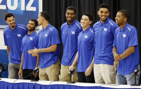 Kentucky Wildcats Fill the Draft