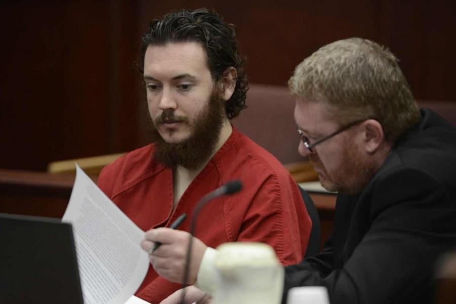 Colorado Shooter on Trial
