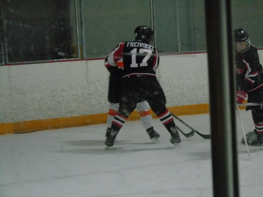 GC vs. Edwardsville - Varsity Hockey