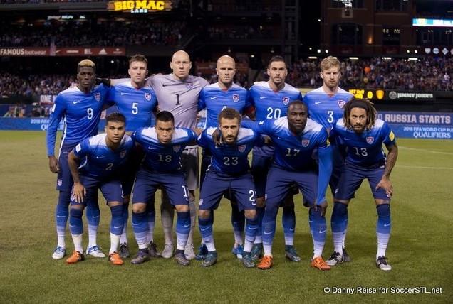 Saint Louis: Gateway to the World Cup