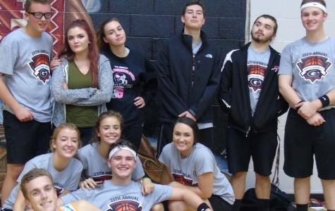 Varsity Club vs. Faculty Basketball