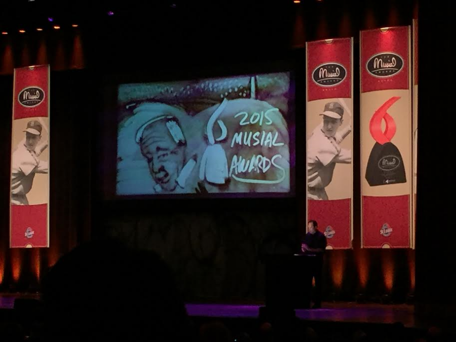 The 2015 Musial Awards