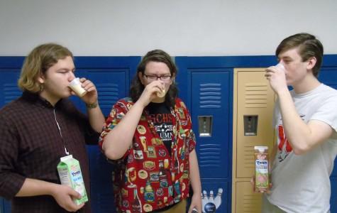 Peeps Milk Mania