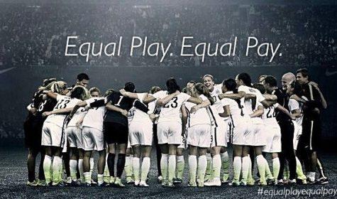 Equal Play = Equal Pay