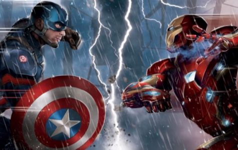 The Iron Avenger vs The First Avenger
